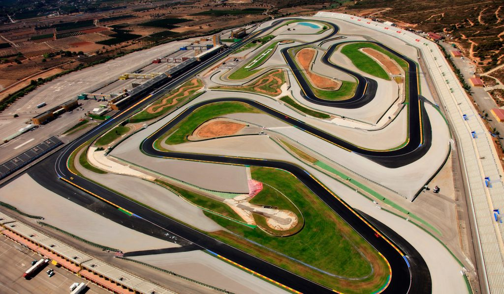 Circuito Jerez : El circuito de jerez vuelve a confiar en dantia tecnología