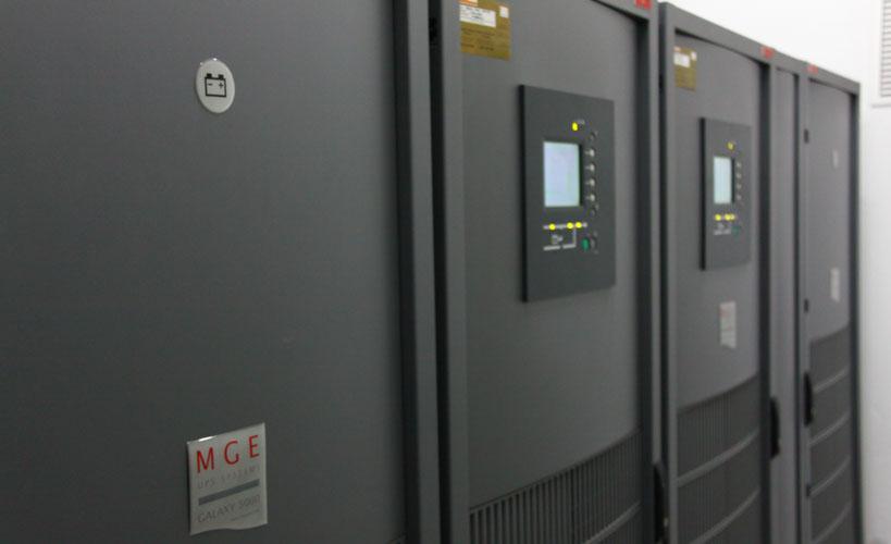 DANTIA implanta la nueva cabina de almacenamiento: HP 3 par