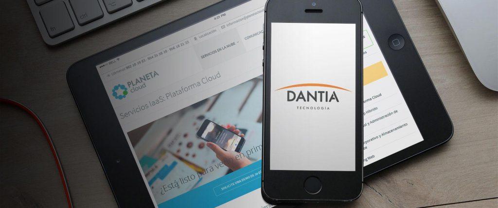 Dantia PlanetaCloud