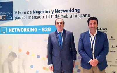 DANTIA en el V Foro de Negocios y Networking Business TICC 2015