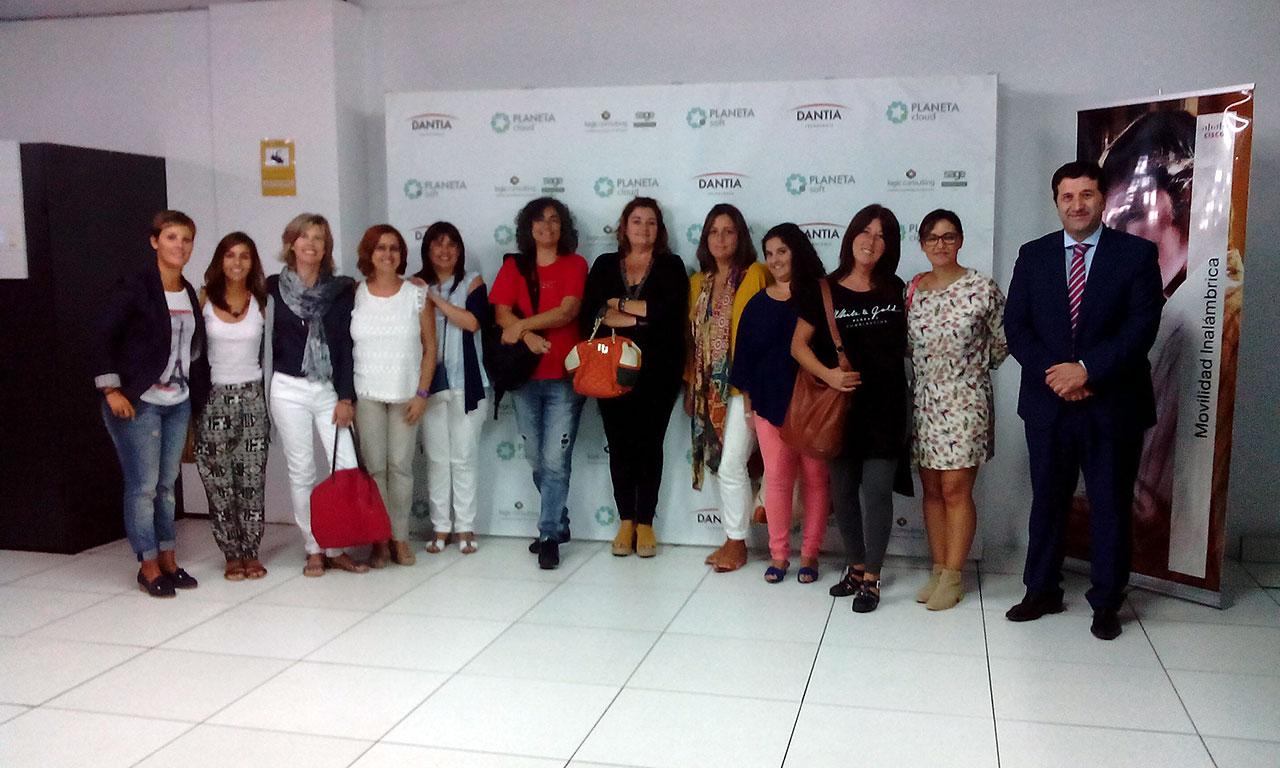 Formación TIC de la Fundación de la Mujer de Cádiz