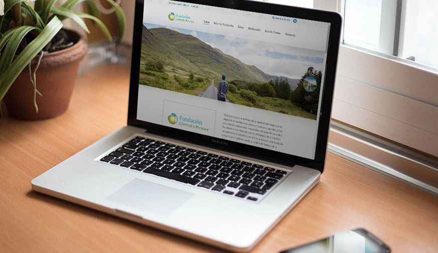 Nuevas web para El Guadalete y Fundación Libertad y Persona con WordPress