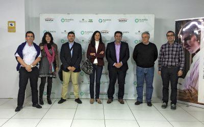 Visita de grupos de investigación de la UCA