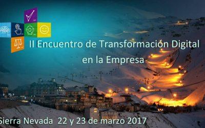 DANTIA participa en el II Encuentro de Transformación Digital en la Empresa