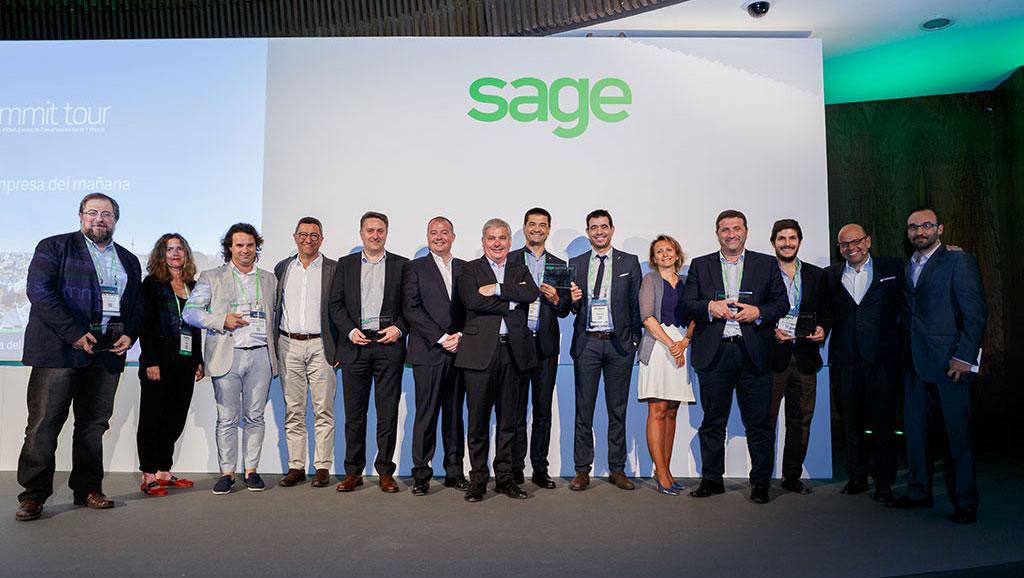 DANTIA Premio a la Innovación Sage Summit 2017