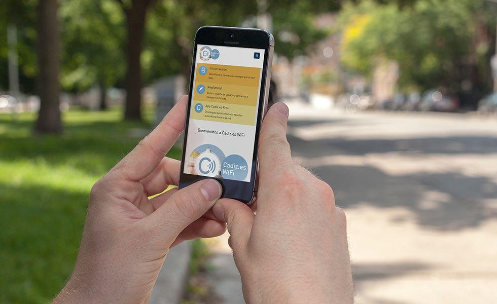 El Ayuntamiento de Cádiz confía en nuestro producto Smartcity WiFi para la implantación y puesta en marcha de la red en toda la ciudad
