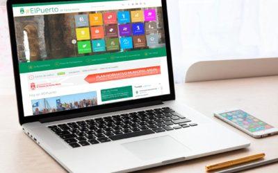 El Ayuntamiento de El Puerto de Santa María confía en nuestro producto Hosting Web para mejorar la calidad del servicio de acceso a la información