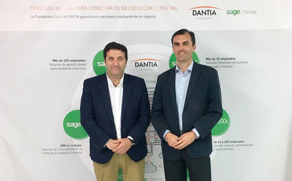 DANTIA Tecnología y Compañía de Viñedos Iberian llegan a un acuerdo para la digitalización de sus procesos de negocio con Sage 200cloud