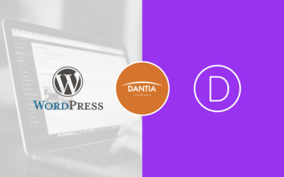 DANTIA, WordPress y Divi