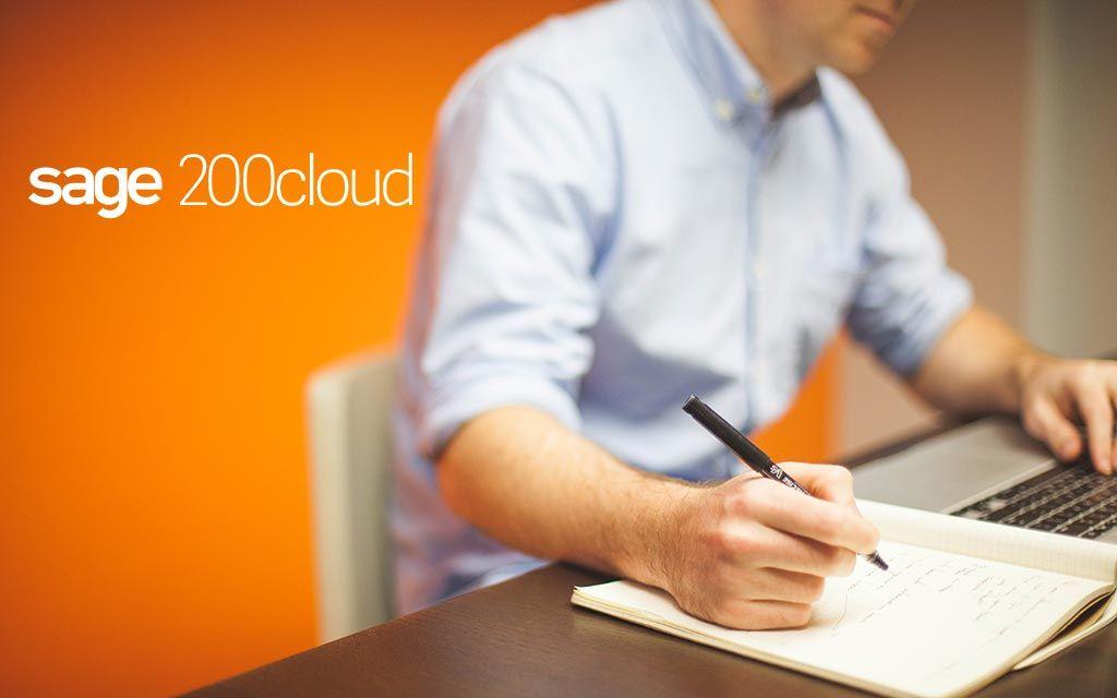 Sage 200cloud: la solución integral para Pymes donde conectarás todas la áreas de tu negocio