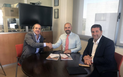DANTIA firma un acuerdo de colaboración con CISET