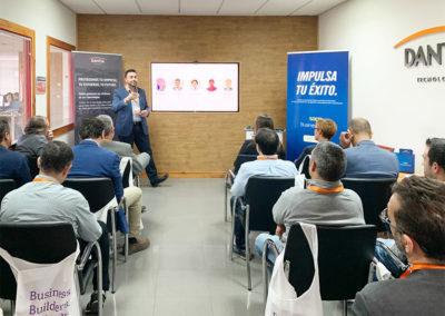 Domingo Sevillano Director Comercial de DANTIA Tecnología