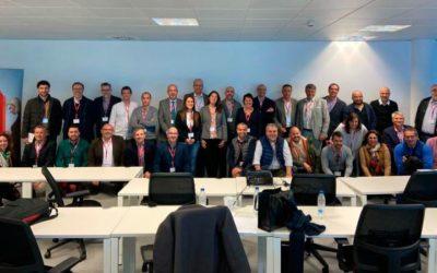 DANTIA participa en el Encuentro Kick-off de partners 2020 de Exact