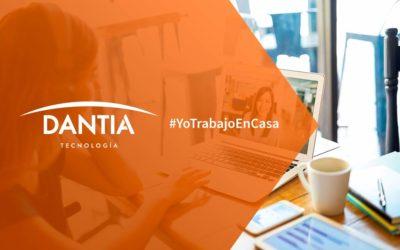 Teletrabajo para las empresas y despachos profesionales de la mano de DANTIA Tecnología