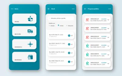 DANTIA lanza al mercado su Aplicación Móvil para Almacenes con Sistema Picking & Packing integrado para la preparación de pedidos