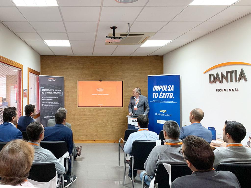 DANTIA participa en la Jornada sobre la Situación del Sector TIC en Andalucía