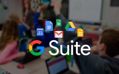 Dimas Pérez, Responsable de Sistemas en DANTIA nos habla sobre «G Suite for Education» de Google Cloud, eficaz herramienta de ayuda al profesorado