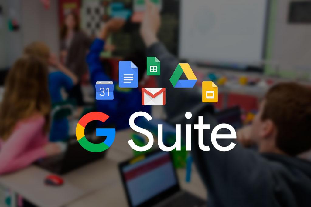"""Dimas Pérez, Responsable de Sistemas en DANTIA nos habla sobre """"GSuite for Education"""" de Google Cloud, eficaz herramienta de ayuda al profesorado"""