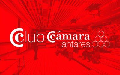 DANTIA Tecnología forma parte del Club Cámara Antares de Sevilla como empresa adherida