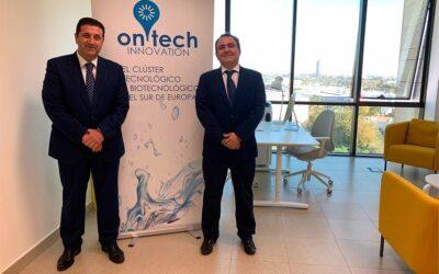 Ignacio Martínez, Director de Comunicación en DANTIA Tecnología es nombrado delegado de OnTech Innovation en la provincia de Cádiz