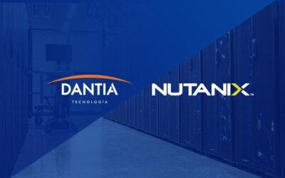 En DANTIA Tecnología somos proveedores de infraestructura hiperconvergente (HCI) NUTANIX líder según el Cuadrante de Gartner