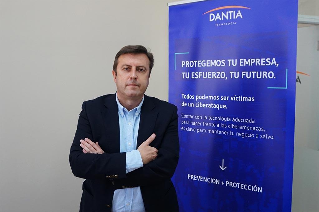 Manuel Corpas Novo, Director Financiero en DANTIA Tecnología
