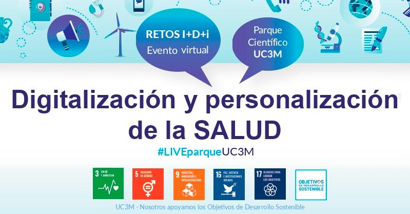 DANTIA participa en el evento virtual sobre Digitalización y personalización de la Salud