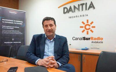 Javier Oliva entrevista a Ignacio Martínez en su programa «Conectados» de Canal Sur Radio sobre la Plataforma Collaborative Health de DANTIA Tecnología
